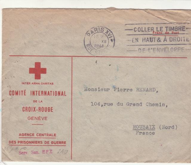 Etiquette du CICR de Genève. _a1_10