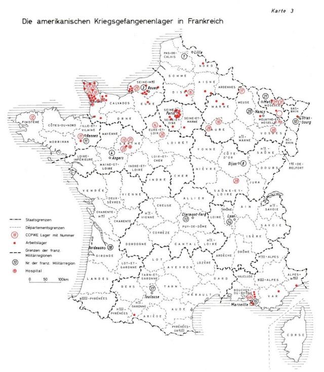 PG alsacien dans un camp américain en France. Camp_u10