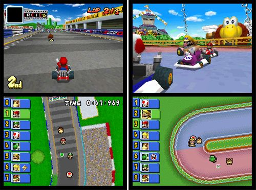 kart - Mario Kart DS 28517_10