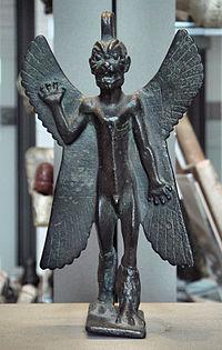 Petite sortie au Louvre, dans le quartier du Levant, Mésopotamie, Iran, Assyrie  200px-10