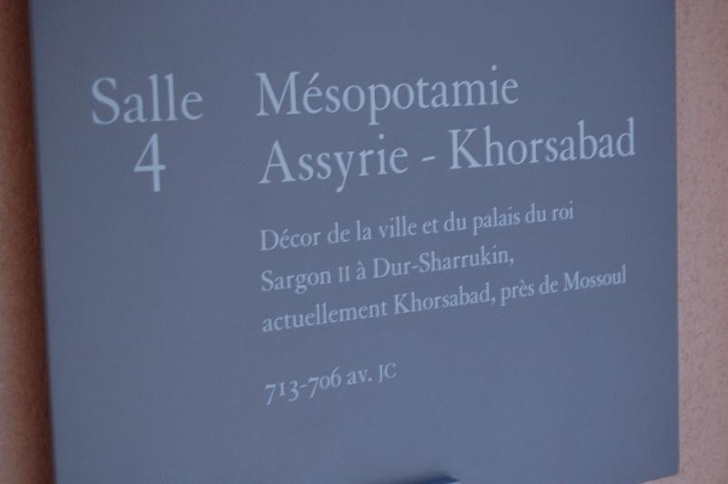 Petite sortie au Louvre, dans le quartier du Levant, Mésopotamie, Iran, Assyrie  Dsc_0095