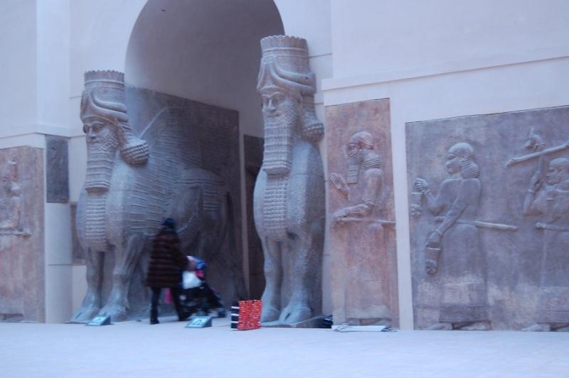 Petite sortie au Louvre, dans le quartier du Levant, Mésopotamie, Iran, Assyrie  Dsc_0096
