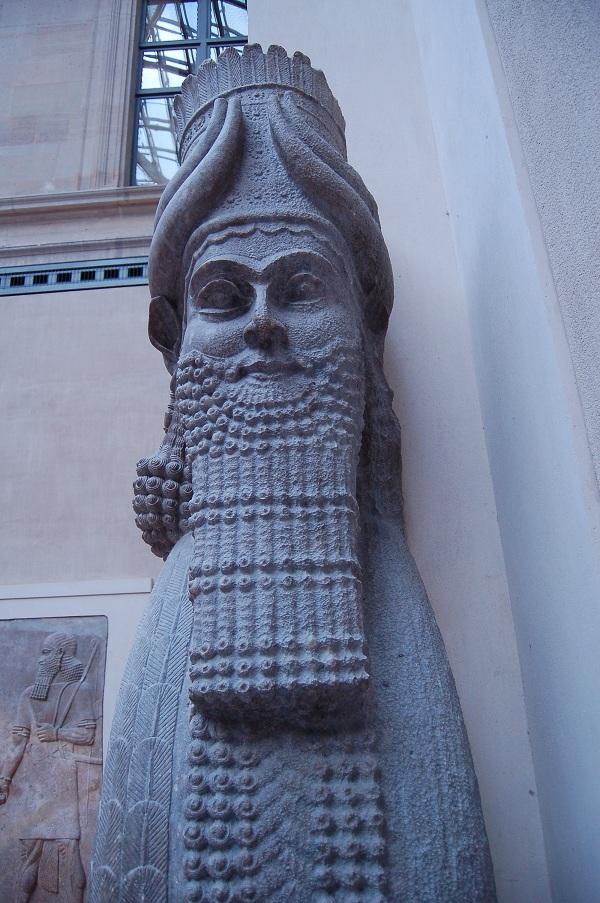 Petite sortie au Louvre, dans le quartier du Levant, Mésopotamie, Iran, Assyrie  Dsc_0097