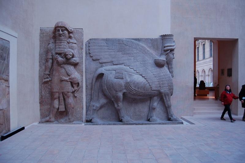 Petite sortie au Louvre, dans le quartier du Levant, Mésopotamie, Iran, Assyrie  Dsc_0098