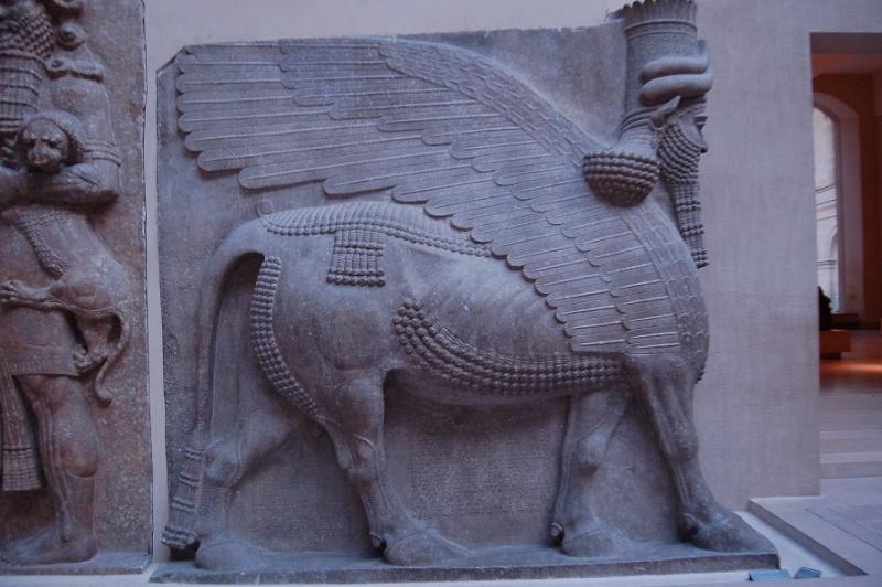 Petite sortie au Louvre, dans le quartier du Levant, Mésopotamie, Iran, Assyrie  Dsc_0099