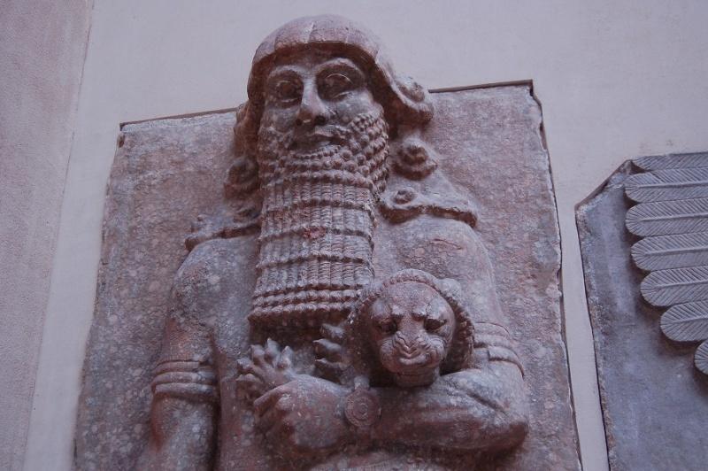Petite sortie au Louvre, dans le quartier du Levant, Mésopotamie, Iran, Assyrie  Dsc_0100