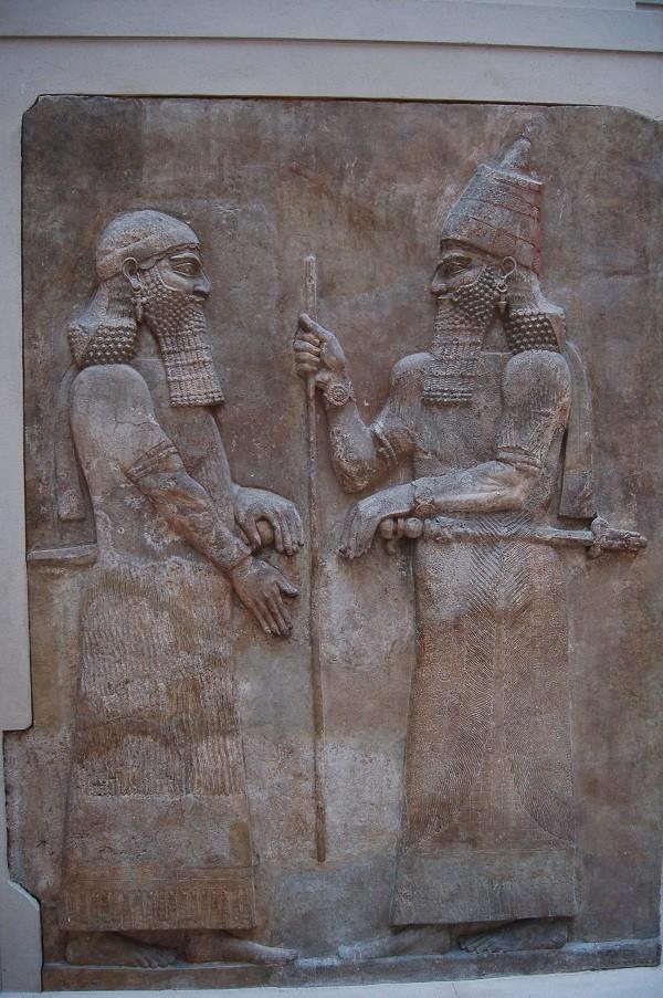 Petite sortie au Louvre, dans le quartier du Levant, Mésopotamie, Iran, Assyrie  Dsc_0102