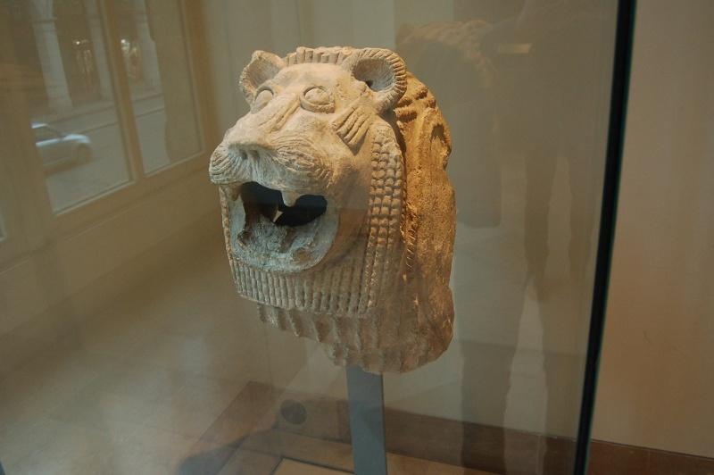 Petite sortie au Louvre, dans le quartier du Levant, Mésopotamie, Iran, Assyrie  Dsc_0103