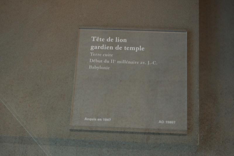 Petite sortie au Louvre, dans le quartier du Levant, Mésopotamie, Iran, Assyrie  Dsc_0104
