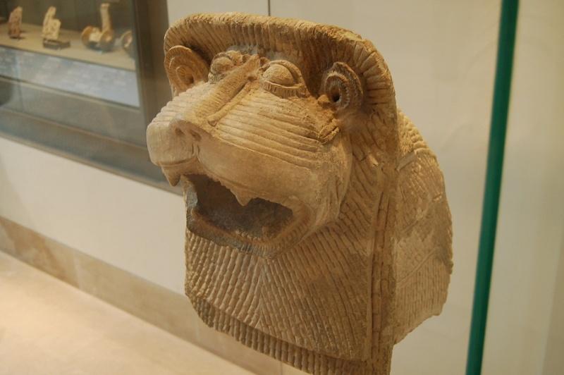 Petite sortie au Louvre, dans le quartier du Levant, Mésopotamie, Iran, Assyrie  Dsc_0105