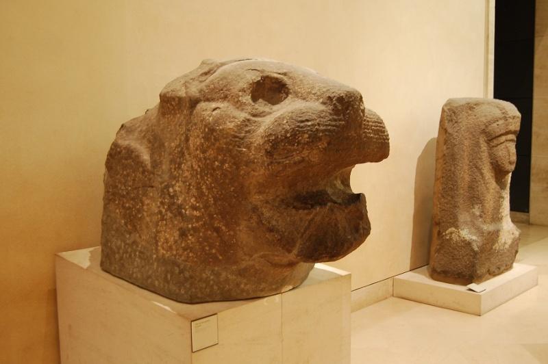 Petite sortie au Louvre, dans le quartier du Levant, Mésopotamie, Iran, Assyrie  Dsc_0108