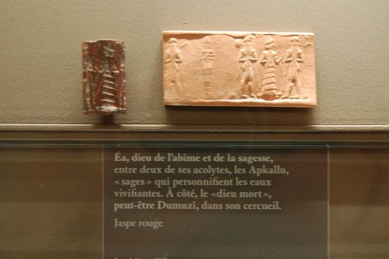 Petite sortie au Louvre, dans le quartier du Levant, Mésopotamie, Iran, Assyrie  Dsc_0110