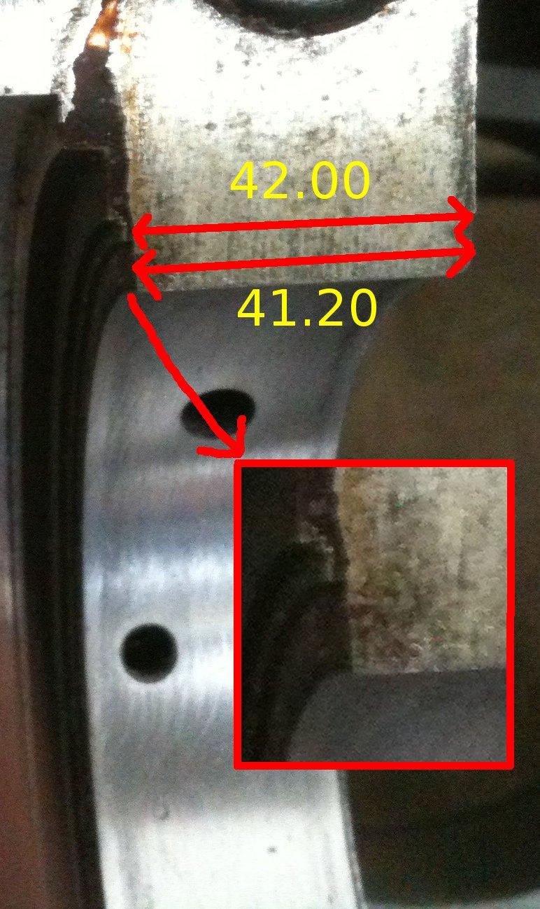 Cote bloc moteur bizarre Palier10