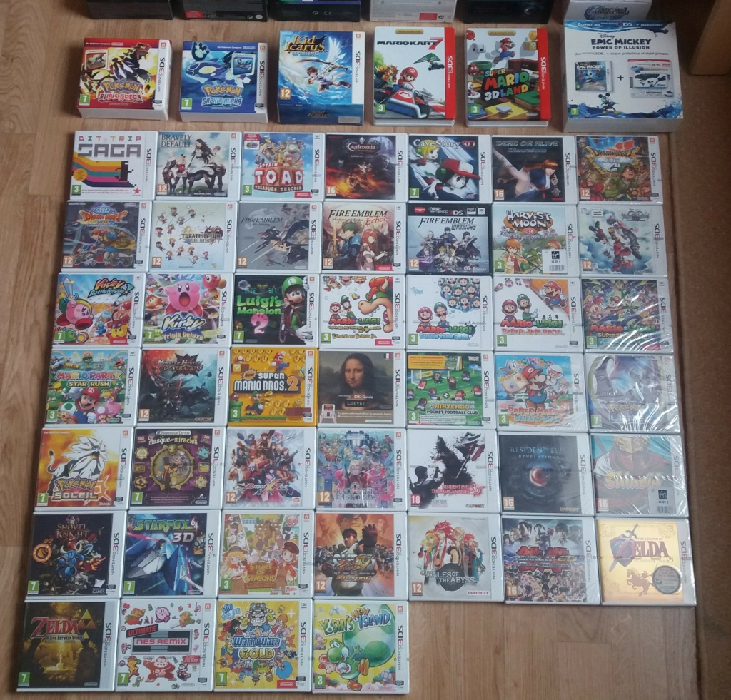retroactionman Collection 3ds_co10