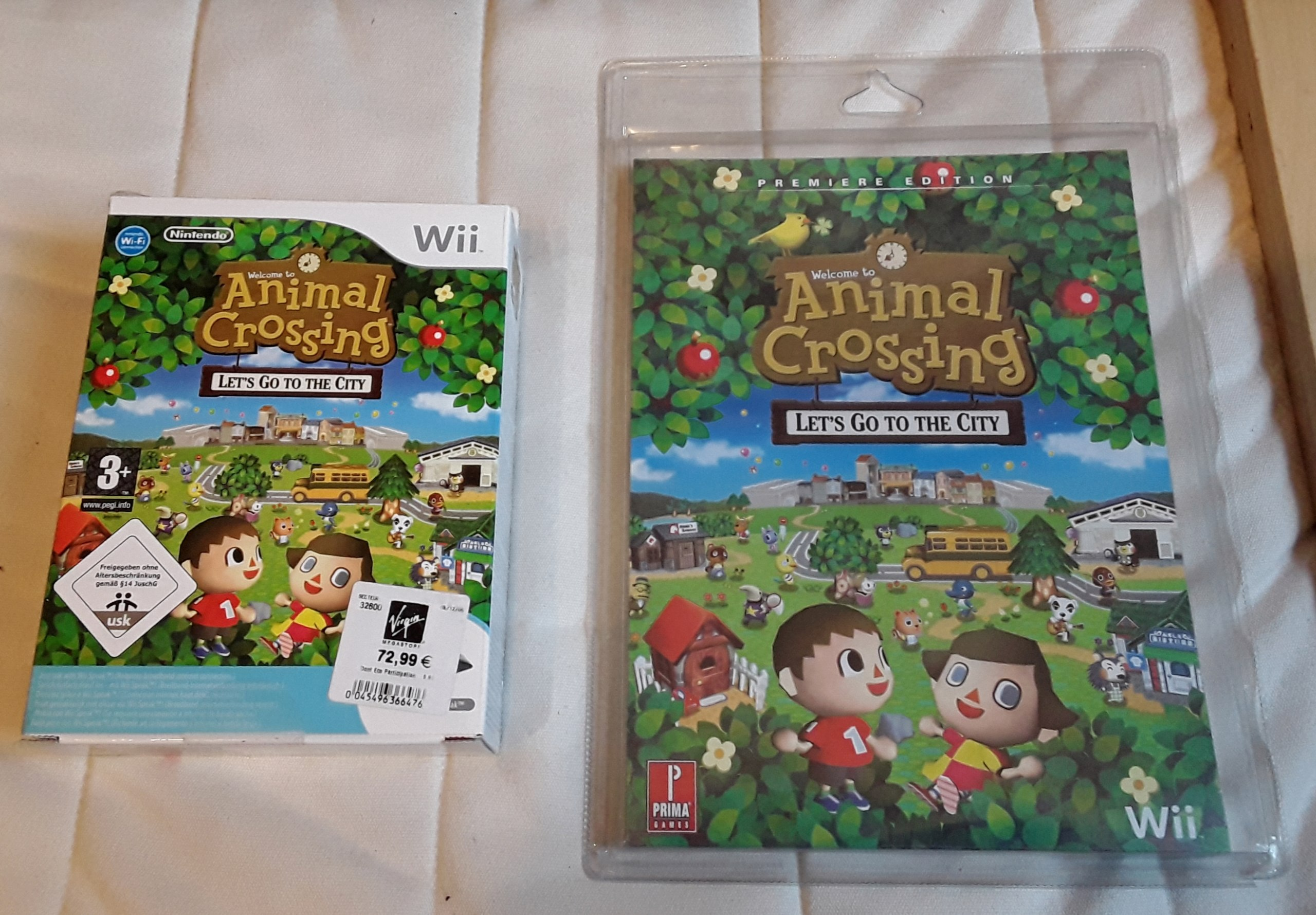 [ACH] Jeux Wii/WiiU, neuf sous blister - Page 2 Animal11