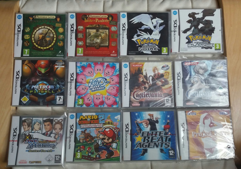retroactionman Collection Ds_col10
