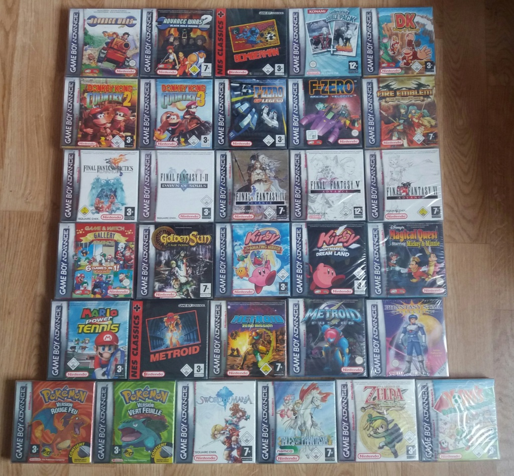 retroactionman Collection Gba_co19