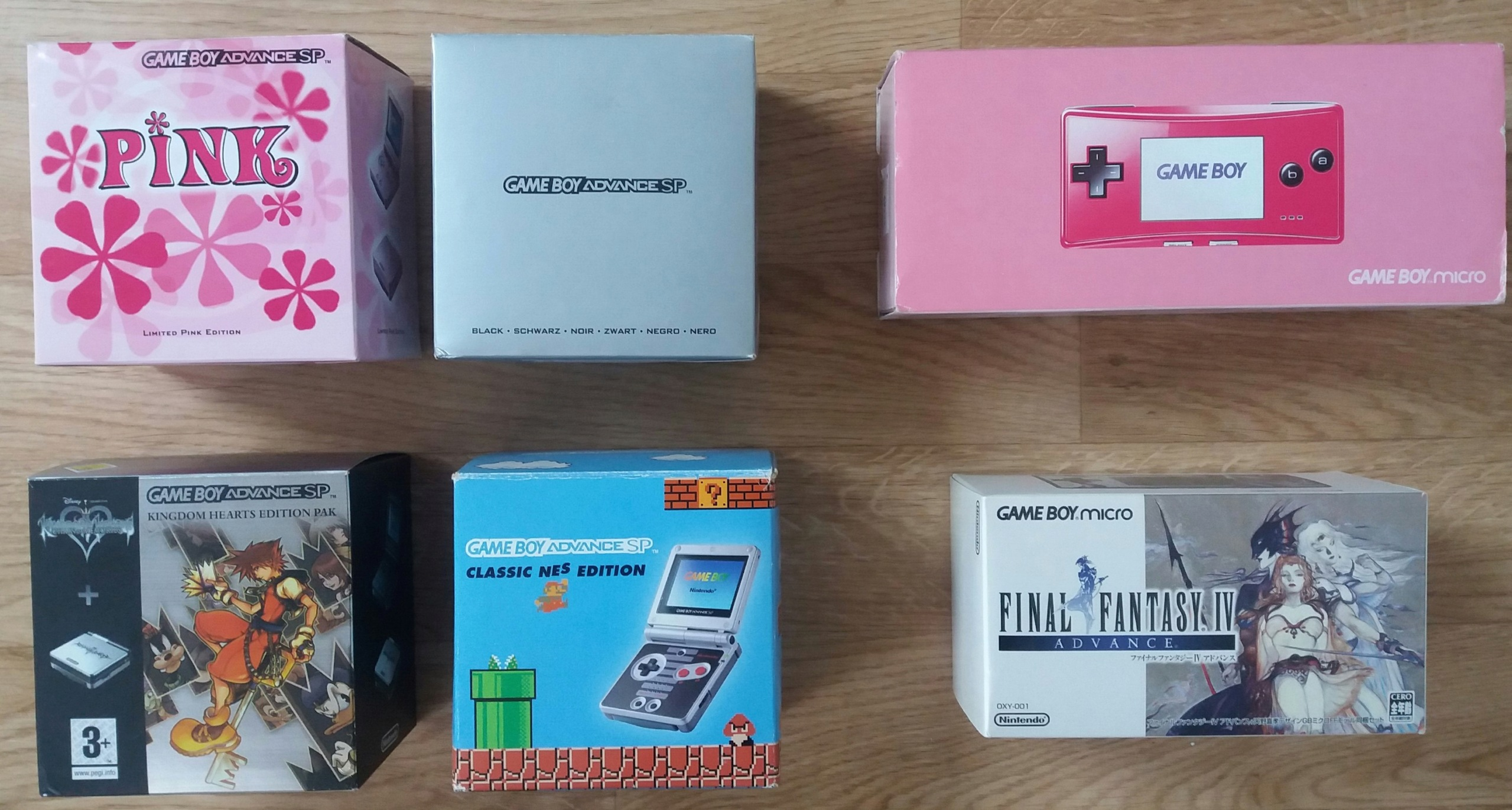 retroactionman Collection Gba_fa10