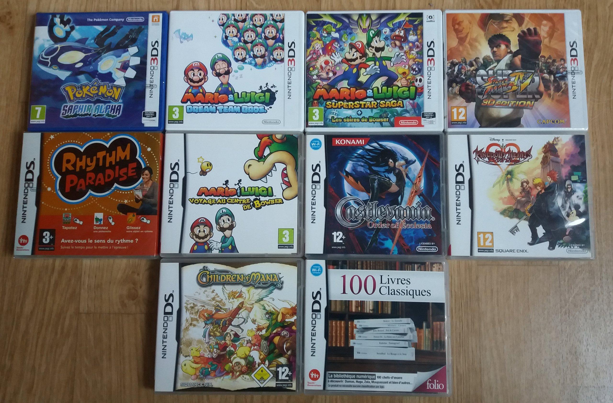[VDS/ECH] Nintendo Sega Sony Microsoft   - Page 23 Lot_1010