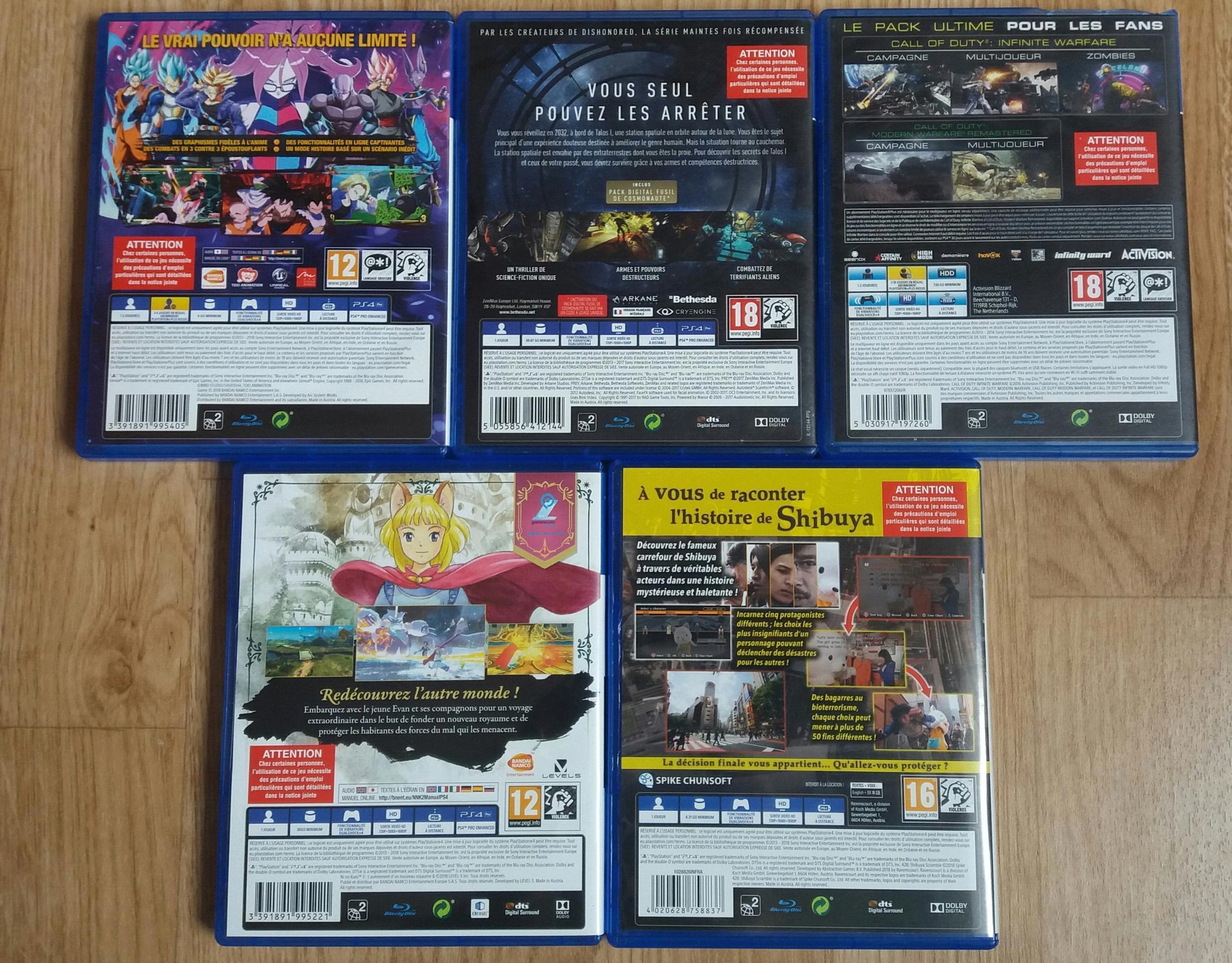 Lot de 5 jeux PS4 Lot_5_12