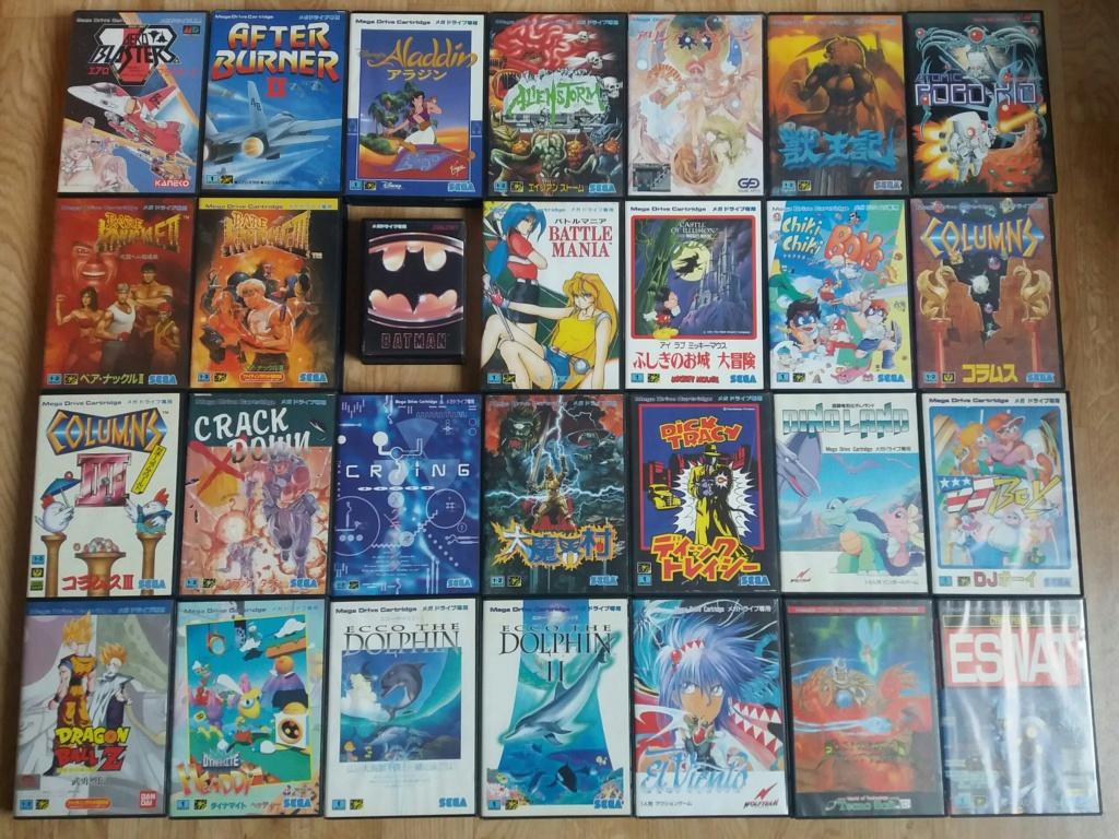 retroactionman Collection Megadr11