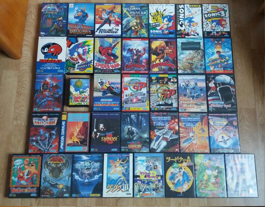retroactionman Collection Megadr12