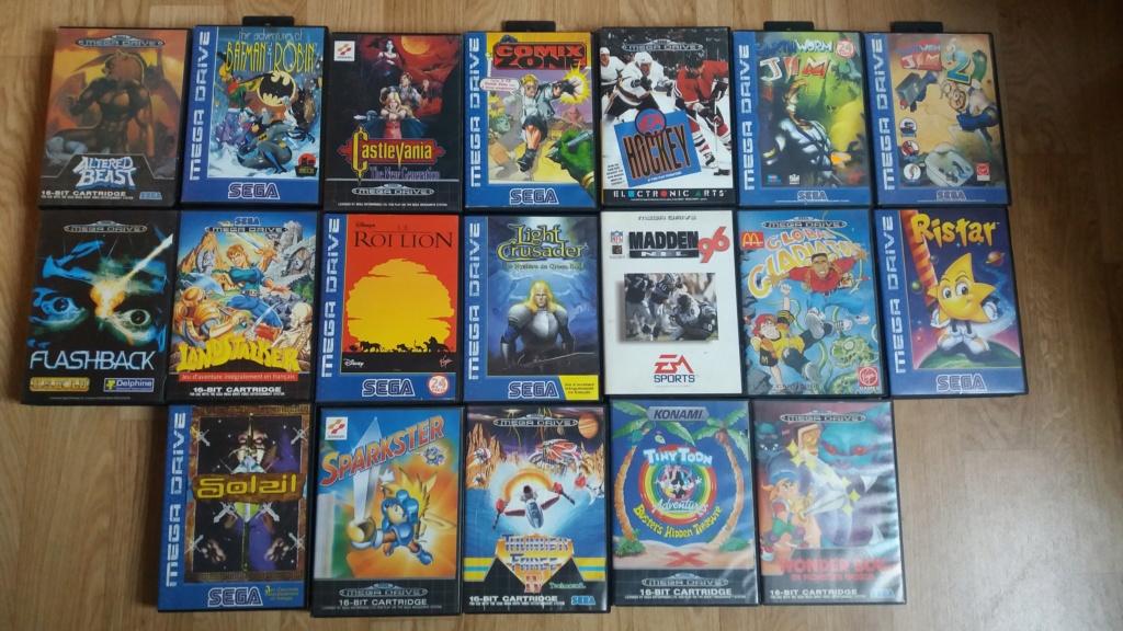retroactionman Collection Megadr13