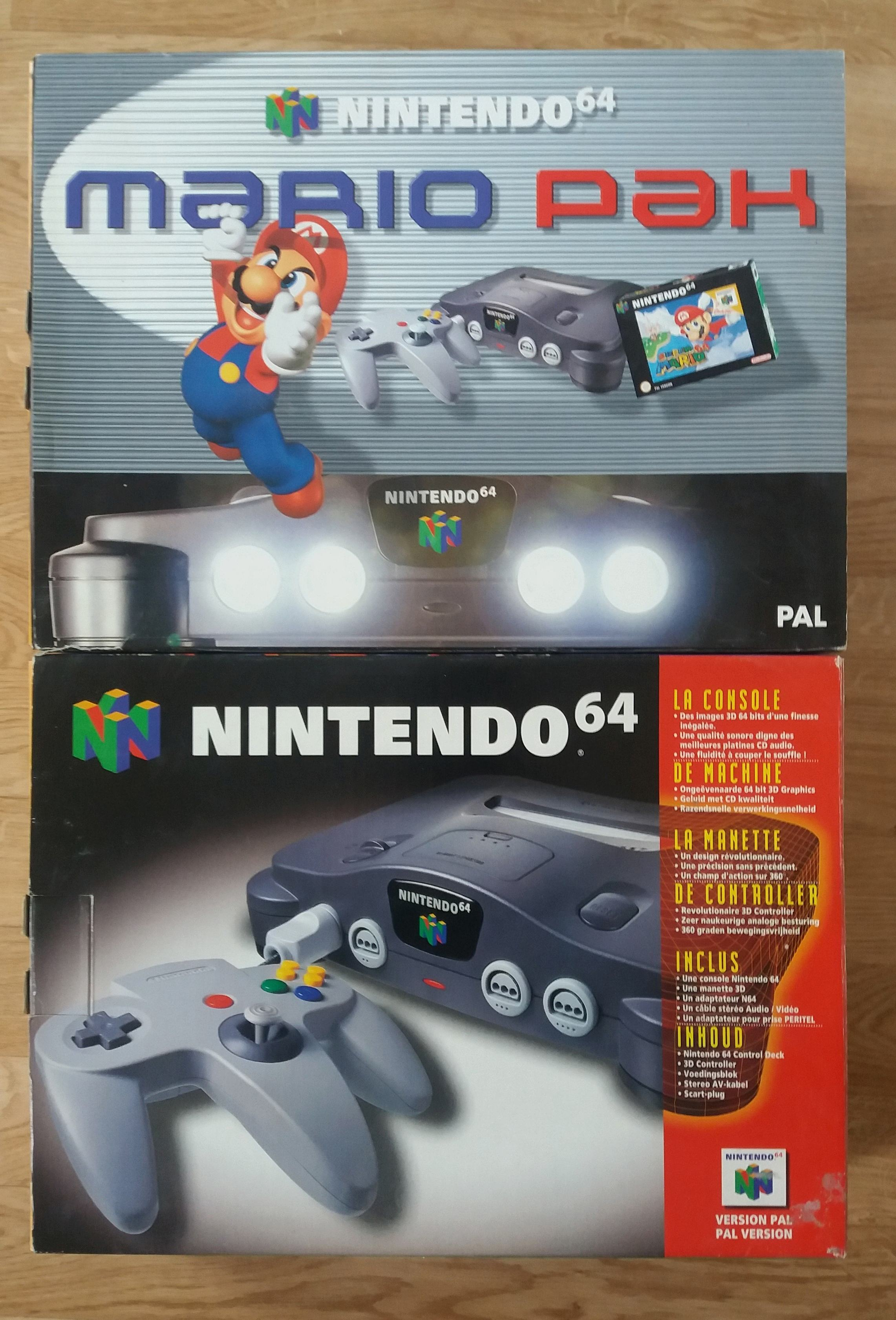 retroactionman Collection N64_co12