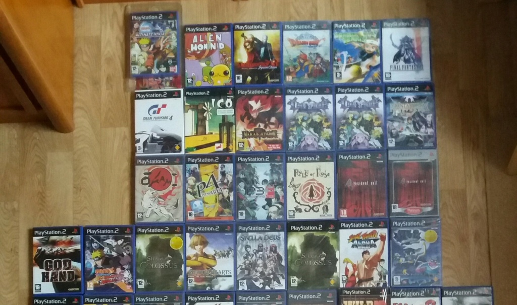 retroactionman Collection Ps2_co11