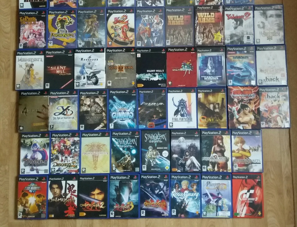retroactionman Collection Ps2_co12