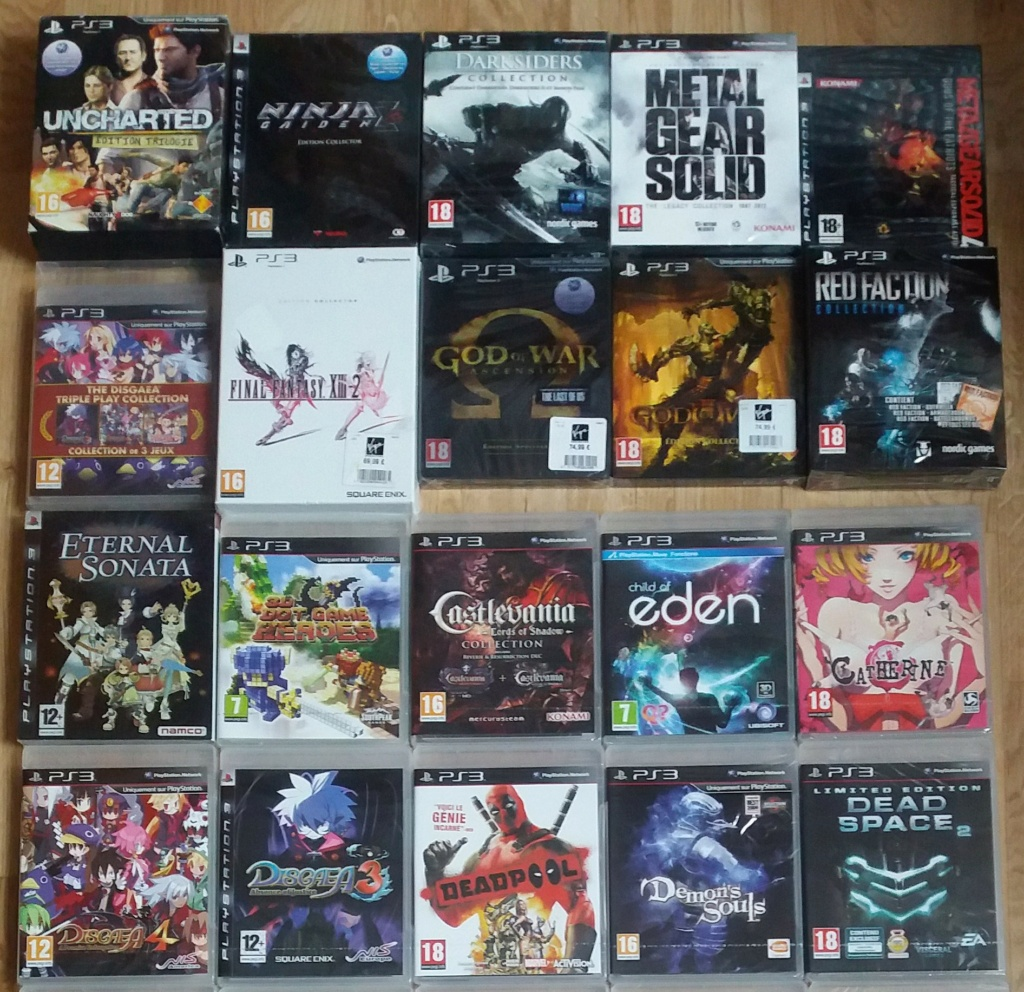retroactionman Collection Ps3_co13