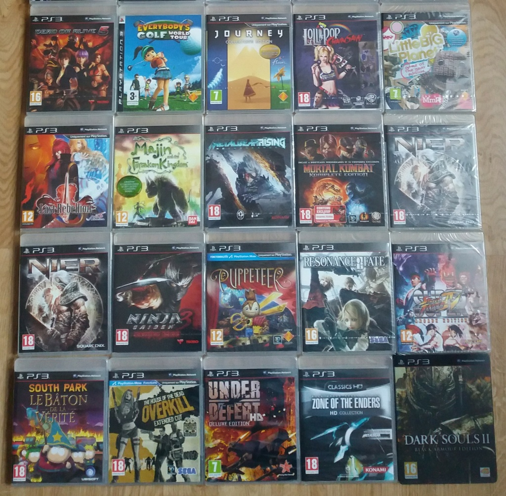 retroactionman Collection Ps3_co14