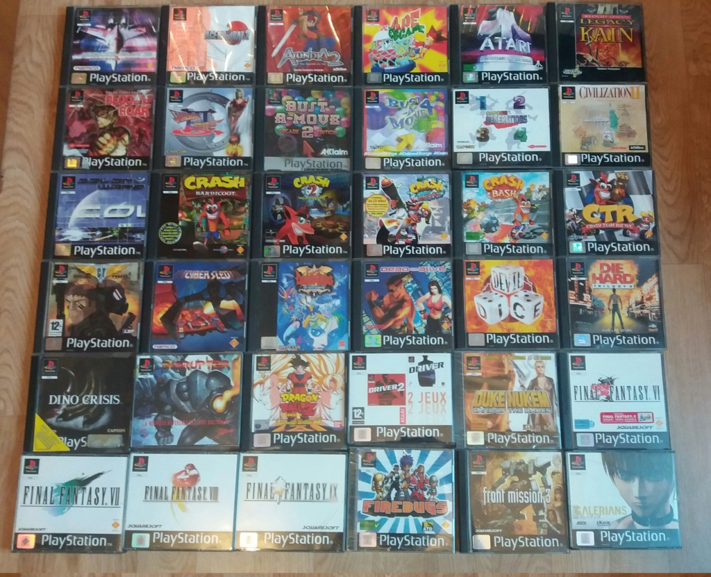 retroactionman Collection Psone_11