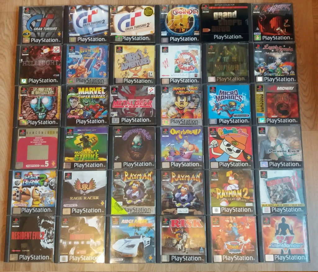 retroactionman Collection Psone_12