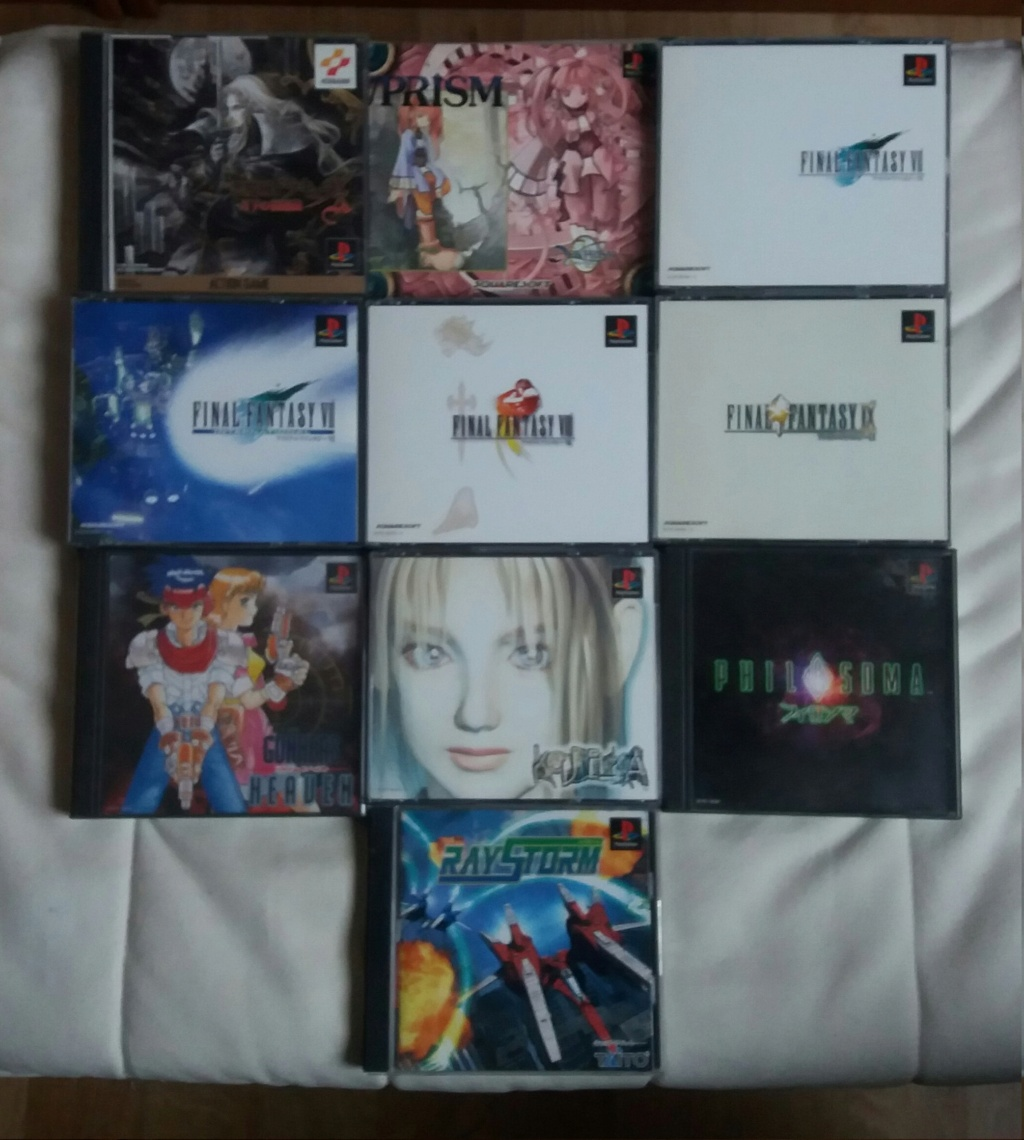 retroactionman Collection Psone_13