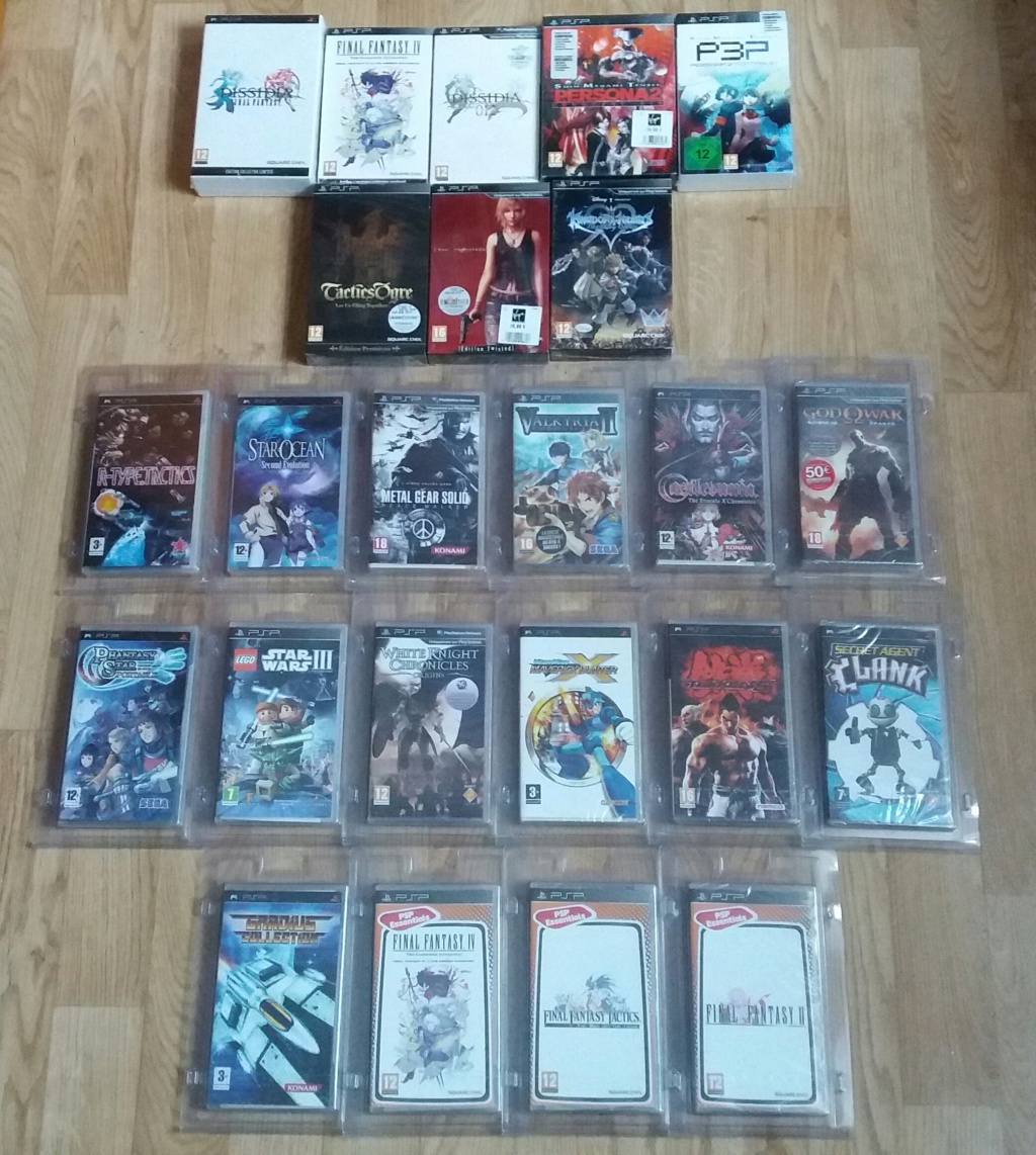 retroactionman Collection Psp_co10