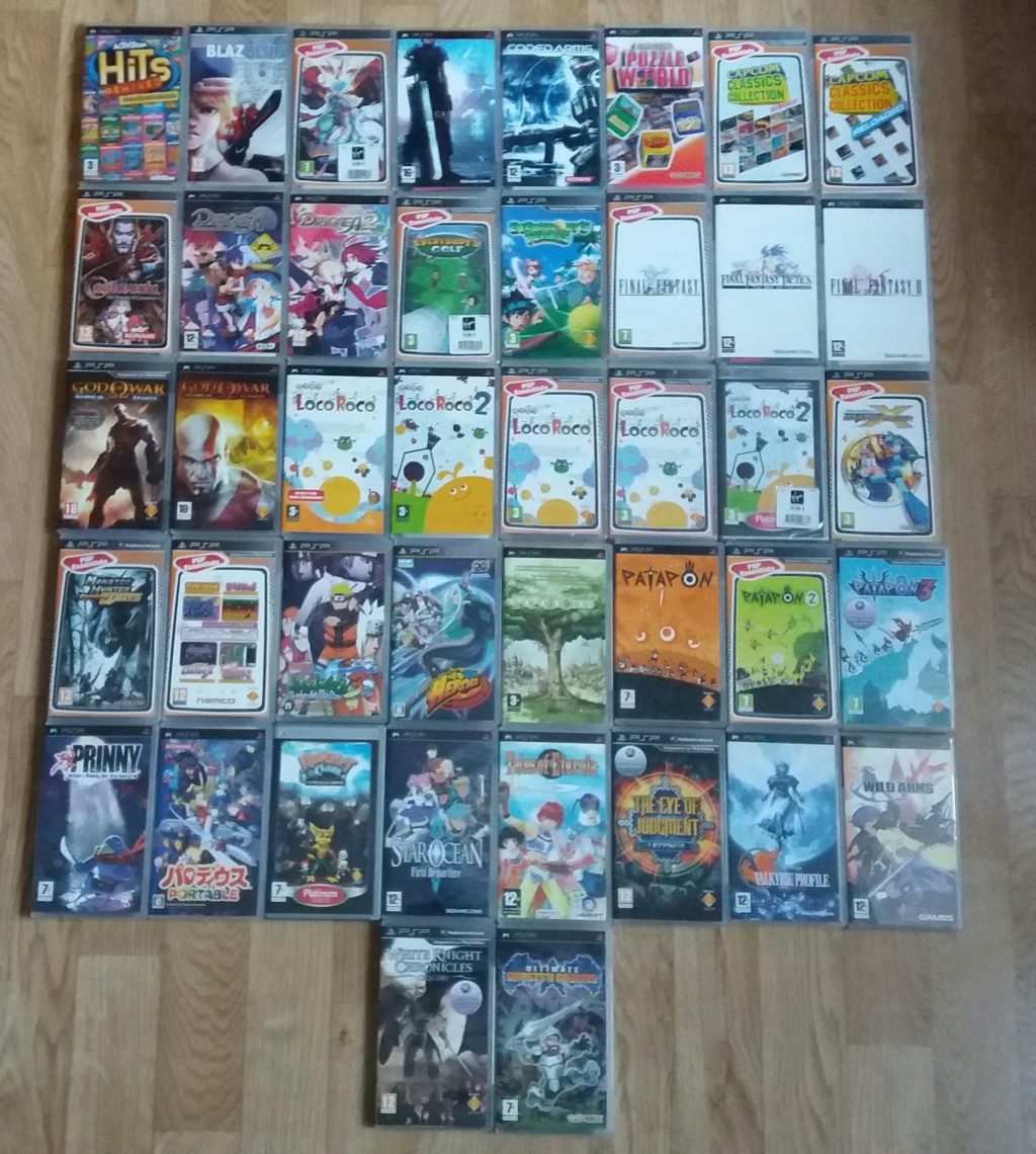 retroactionman Collection Psp_co11