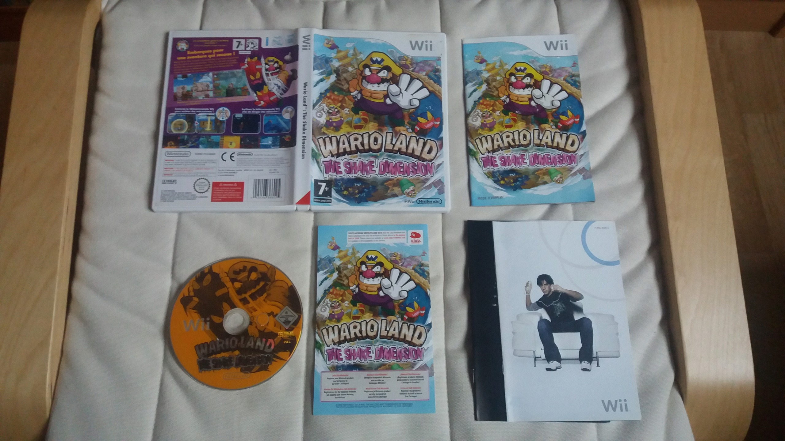 [ACH] jeux SWITCH, GBA, Wii, GAMECUBE, WIIU Wario_10