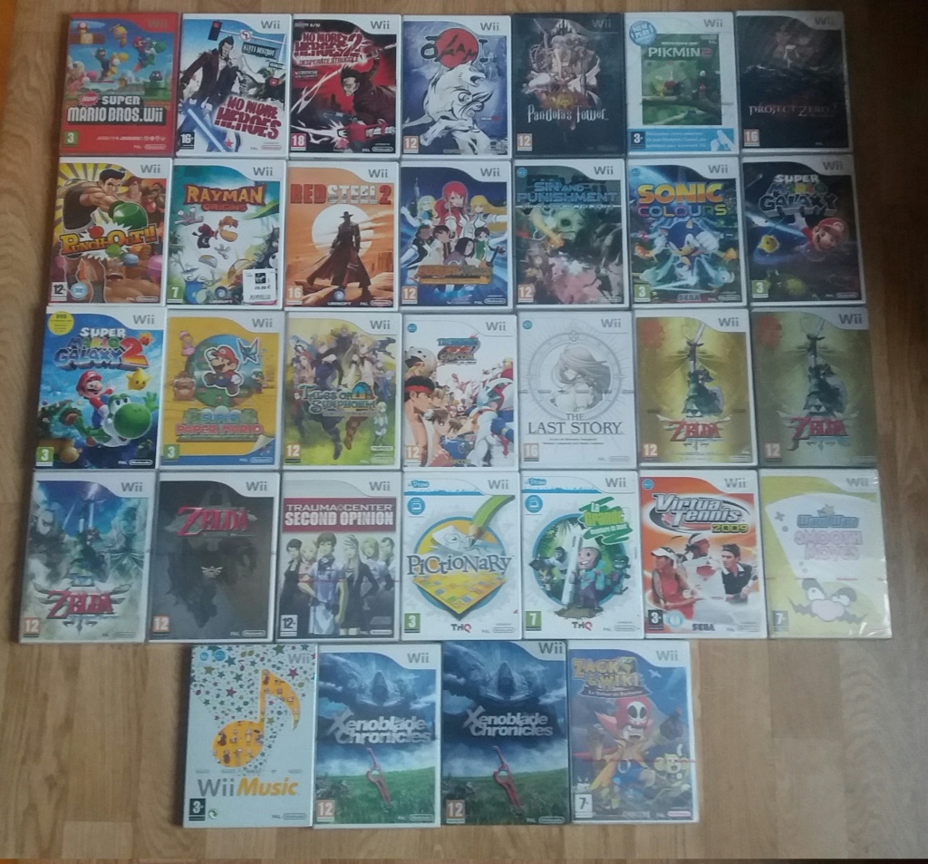 retroactionman Collection Wii_co11