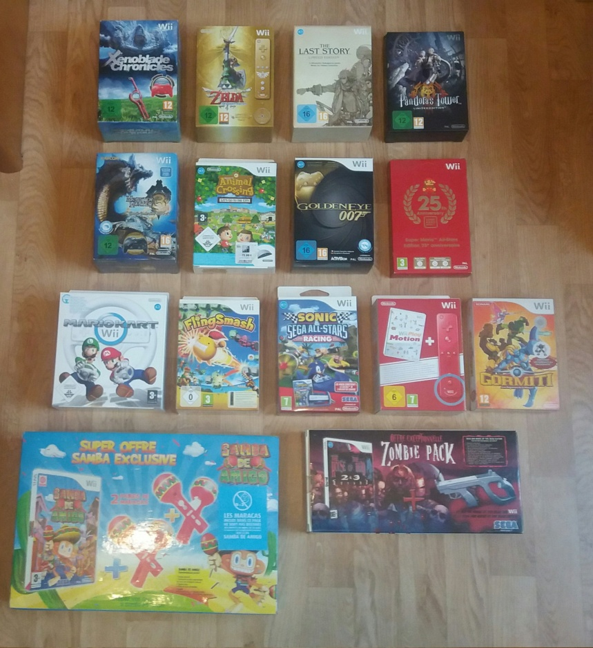 retroactionman Collection Wii_co13