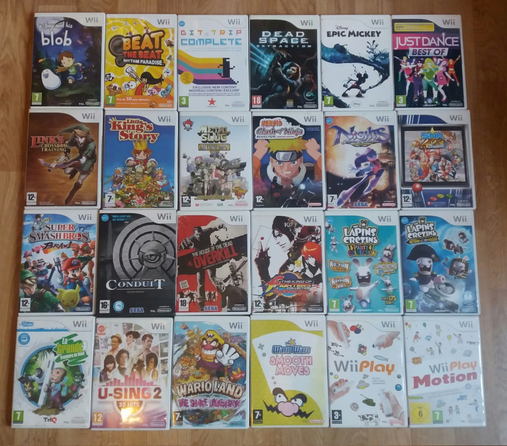 retroactionman Collection Wii_co14