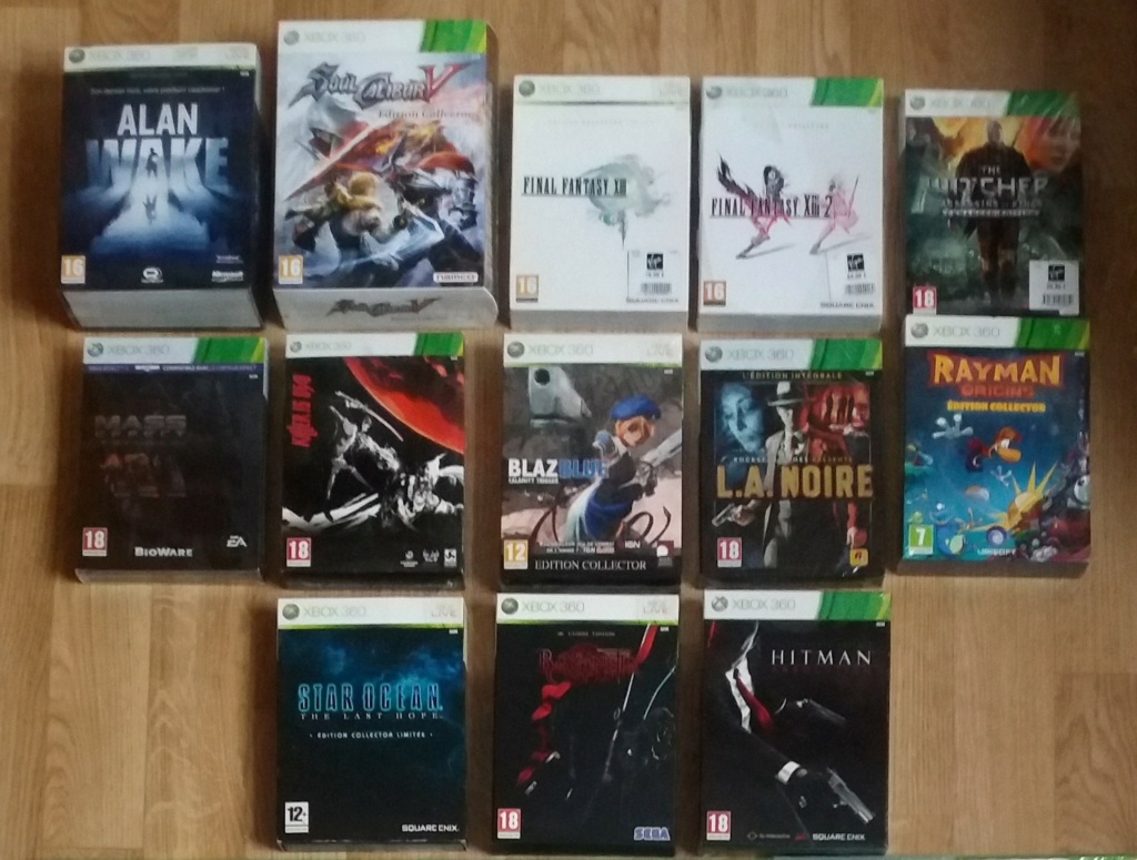 retroactionman Collection Xbox3611