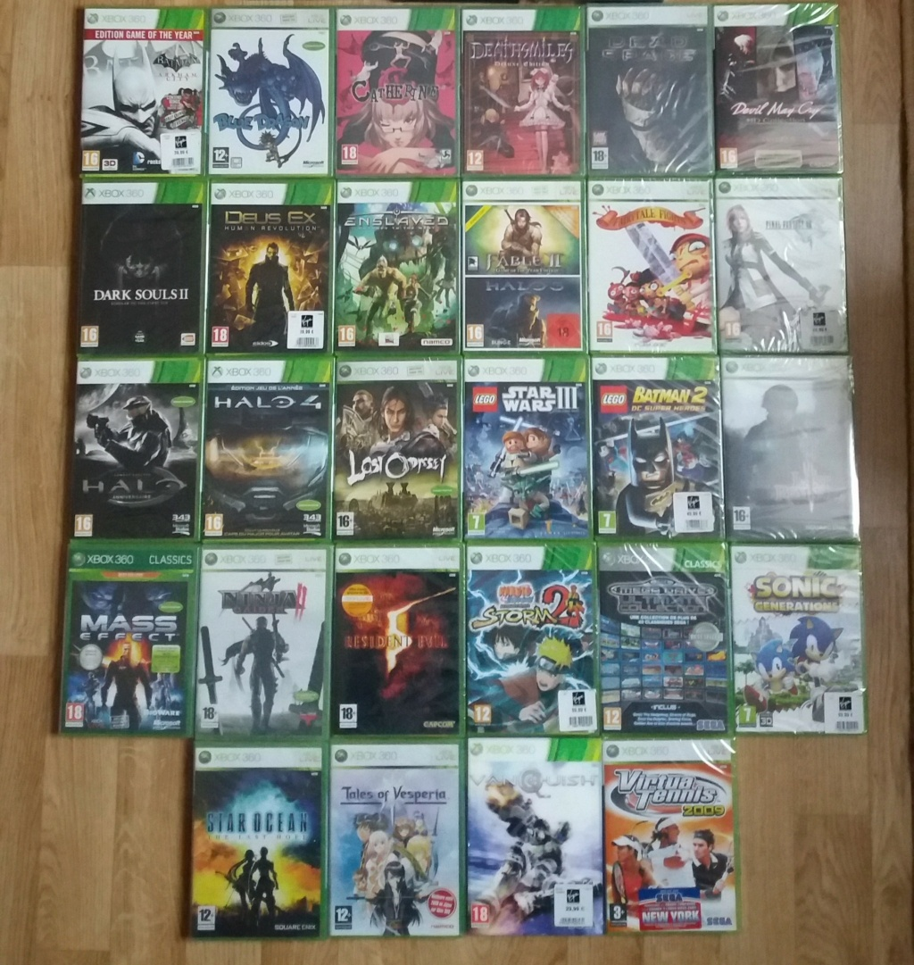 retroactionman Collection Xbox3612