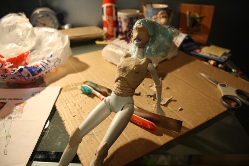 "Custom Mira 12"" Action Figure Img_1212"