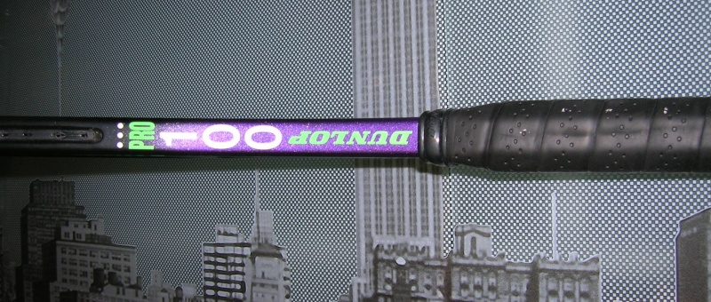 Dunlop pro 100 anni '90 Dscn1512