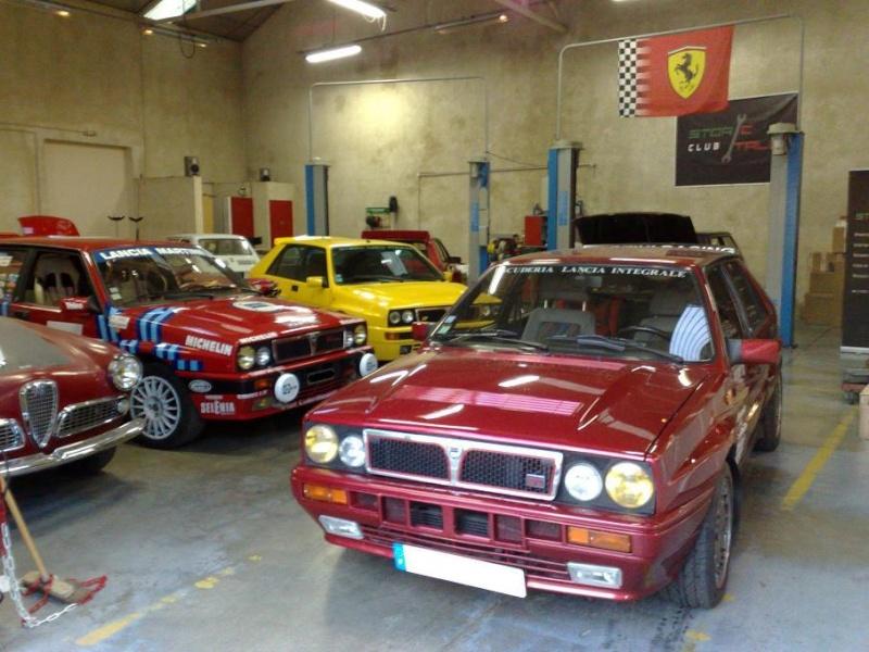 Mon club & garage! Sc5n3p10