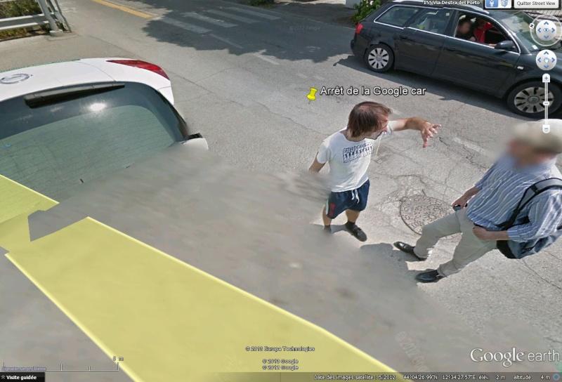 STREET VIEW : la Google car dans tous ses états ! - Page 6 Pause_10