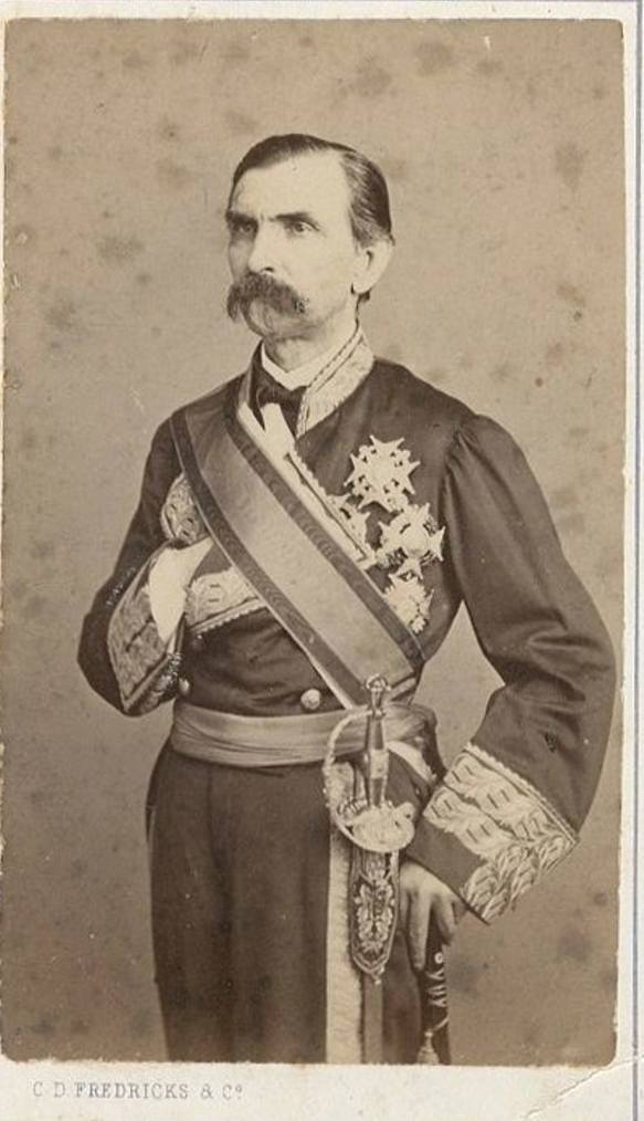 Qui est ce général espagnol? 554_0010