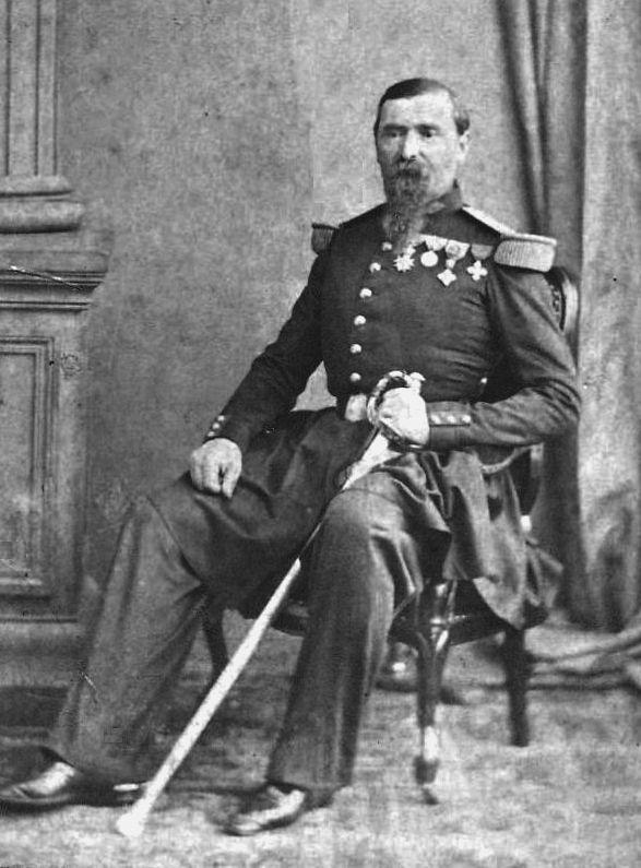 Sabre d'officier supérieur d'infanterie modèle 1845 - Page 2 Col_da11