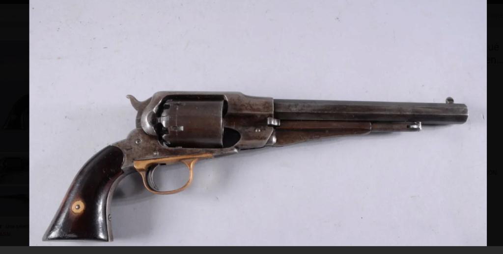 Revolver Remington 1858 authentique ou copie? Screen15